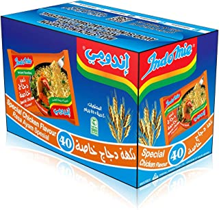Indomie Pillow Pack Special Chicken Flv, 40 x 75 g - Pack of 1
