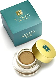 T'zikal Smooth Styling Hair Wax (Small) - Luxurious Natural Hair Wax Blend of Pure Ojon Oil and Avocado Oil - Used as an All Natural Hair Styling Product for Men and Women to Repair Dry Damaged Hair
