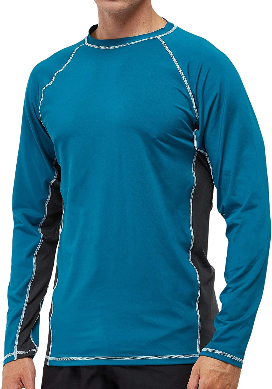 Arcweg Max 46% OFF Rash Guard Men Special price Swim Shirt Sleeves Diving F Long Vest
