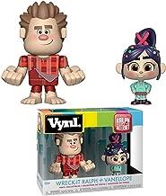 Funko Vynl: Wreck It Ralph 2 - Ralph & Vanellope Toy, Multicolor