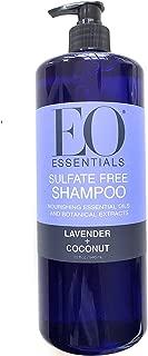 EO Essentials Sulfate-Free Shampoo Lavender + Coconut, 32 oz.