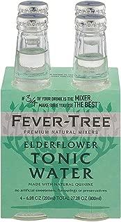 Fever Tree Water Tonic Elderflower PACK OF 6