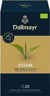 Dallmayr Teepyramide Assam BOP Bio, 1er Pack 1 x 50 g