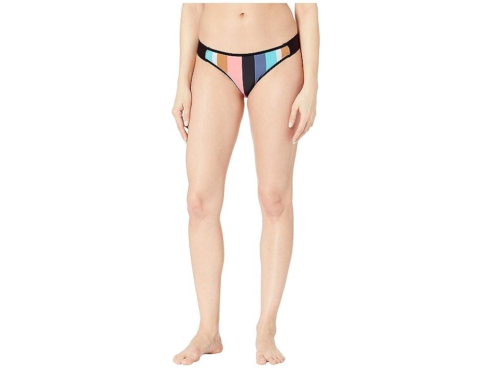 Body Glove Stripe It Up Surf Rider Bottoms (Multi) Women
