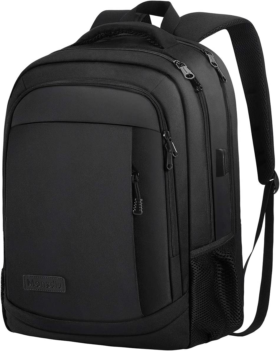 cheap Monsdle Sale Travel Laptop Backpack Anti Resistant Backpa Theft Water