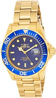 Invicta Unisex-Adult Quartz Watch, Analog Display and Stainless Steel Strap 9312