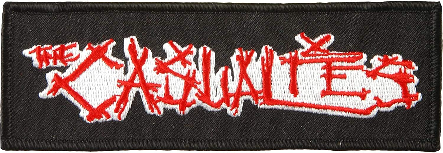 Regular discount Casualties Men's Patch specialty shop Embroidered