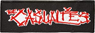 Casualties Men's Embroidered Patch