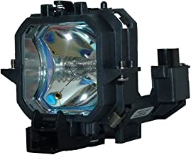 Kingoo Excellent Projector Lamp for EPSON EMP 54 Replacement Projector Lamp Bulb with Housing