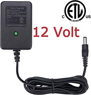 12V Charger for Kids Ride On Car,12 Volt Battery Charger for Best Choice Products SUV Car Ride-Ons Accessories
