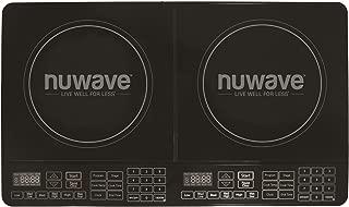 nuwave double cooktop