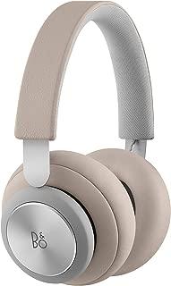 Bang & Olufsen BeoPlay H4 2nd Generation Wireless Over-Ear Headphones, Limestone