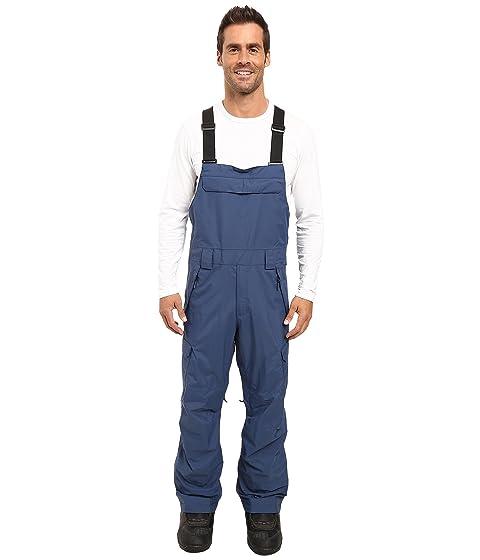 Pants Temporada Shady Bib Anchor The Face Blue North anterior xXaqIw0w17