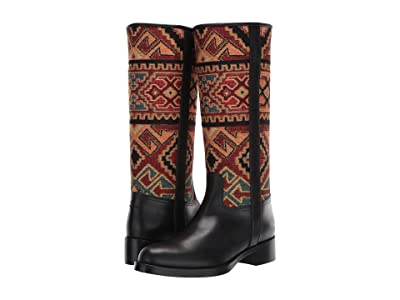 Etro Tapestry Boot (Multi) Women