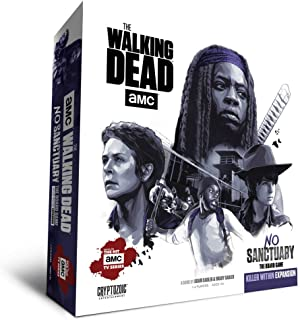 Cryptozoic Entertainment Walking Dead No Sanctuary Killer Within Expansion Board Game