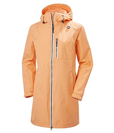 Helly Hansen Long Belfast Jacket (Melon) Women
