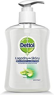 Dettol 3028287 250ml – Soap (Skin, Liquid Soap, Aloe Vera, Antibacterial, Moisturising, Vitamin E, 250 ml)