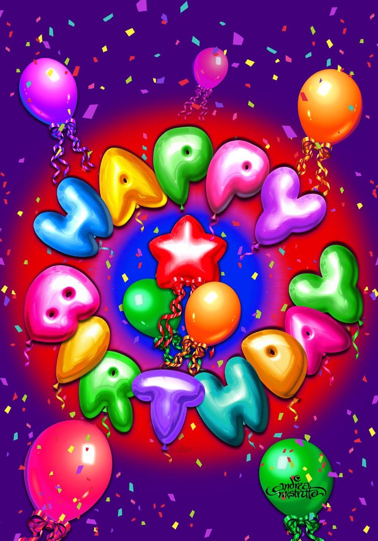 Toland Home Garden Max 50% OFF New color 102127 Birthday Confetti 28 Inch x Decorat 40