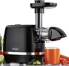 Omega H3000D Exprimidor de prensa en frío 365 extractor de masticación lenta crea deliciosas frutas vegetales y hojas verd...