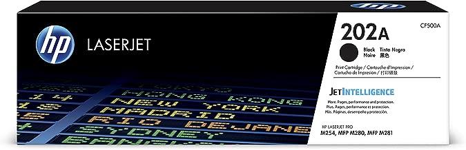 HP 202A | CF500A  | Toner Cartridge | Black