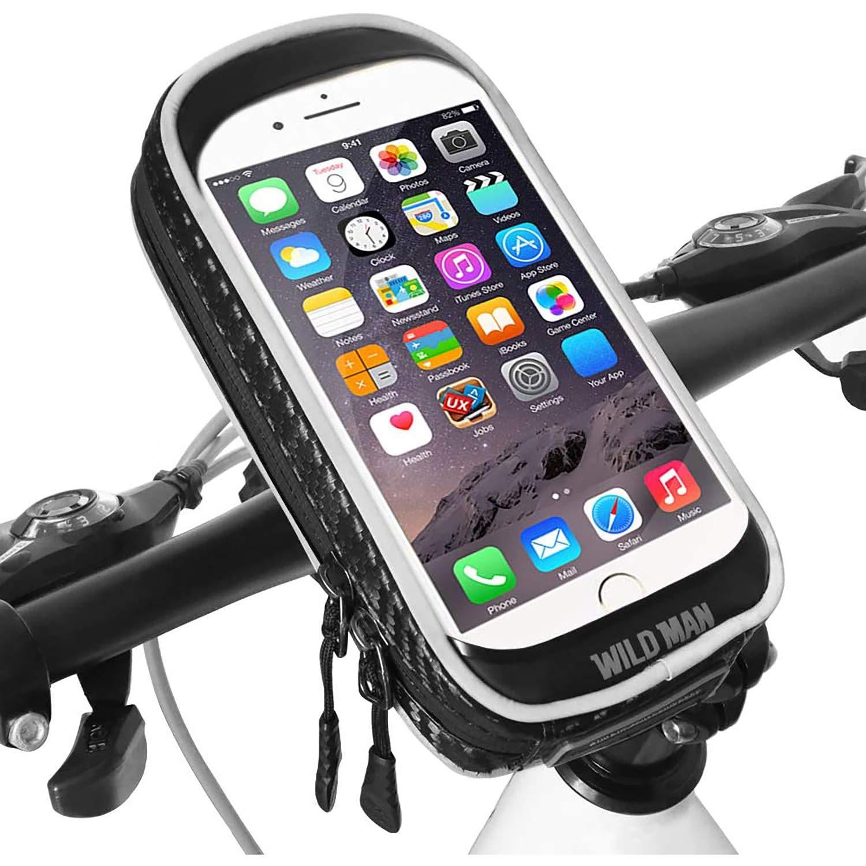 XBoze Soporte Movil Bicicleta Impermeable 360 Grados Rotación ...