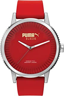 PUMA Suede Men's Quartz Watch Analogue Display