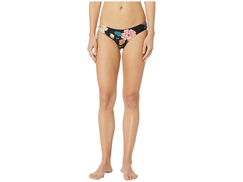 Billabong Linger On Hawaii Lo Bottoms (Black Pebble) Women