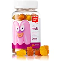 Chapter One Multivitamin 60 Gummies for Kids With Vitamin C / Vitamin D3 / Zinc & More