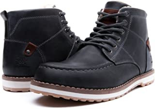 Mens Classic Winter Water Resistnat Chukka Boots