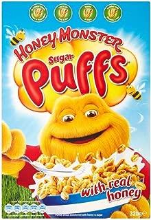 Best monster honey puffs Reviews