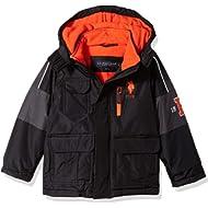 U.S. Polo Assn. Boys' Stadium Parka Outerwear Jacket