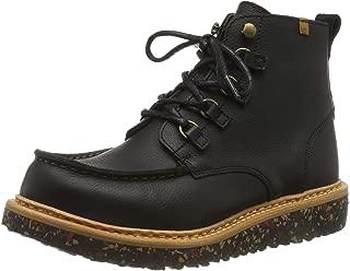 Unisex 5550 Pizarra Soft Grain Black Boot - 45