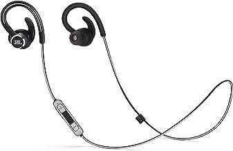 JBL Lifestyle Reflect Contour 2 Sweatproof Wireless Sport in-Ear Headphones - Black