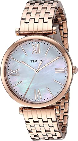 Rose Gold/Mother-of-Pearl/Rose Gold
