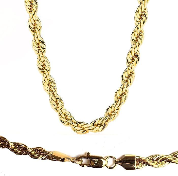 Karat goldkette herren 24 Finden Sie