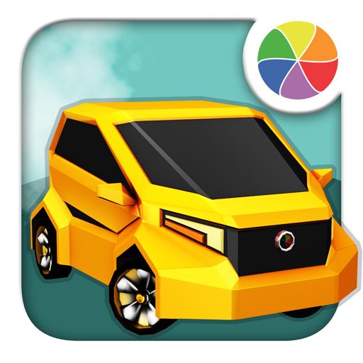 Toy Car RC - Fahre ein virtuelles Auto in Deiner Welt mit Augmented Reality