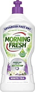 Morning Fresh Advanced White Tea Dishwashing Liquid, White Tea 650 milliliters