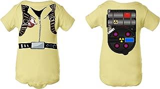Baby Ghostbusters Inspired Onesie