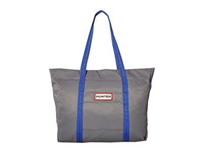 Hunter Nylon Tote (Stratus) Tote Handbags