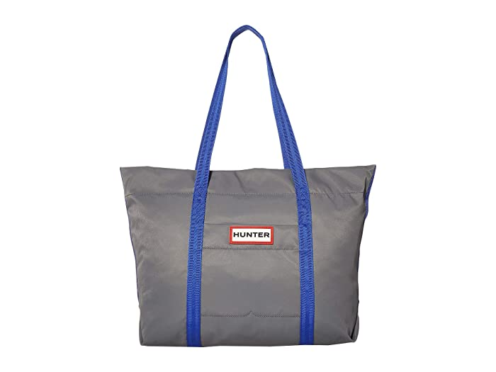 Hunter  Nylon Tote (Stratus) Tote Handbags