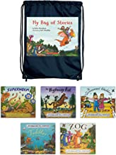 Julia Donaldson - My Bag of Stories (Set of 5 Books with Free Sling Bag)