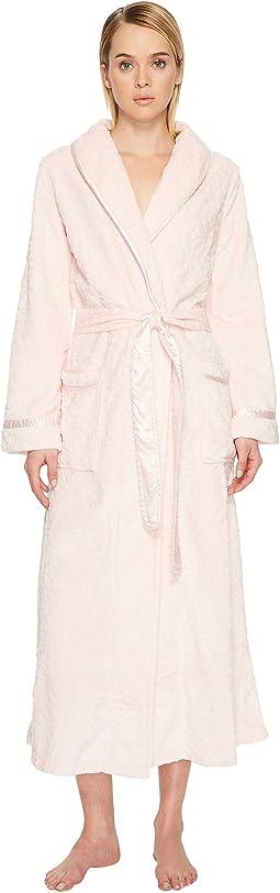 Oscar de la Renta Pink Label - Plush Robe