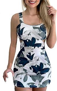 XYJD Lente en zomer vrouwen casual mode ronde hals afdrukken slanke hemd rechte korte jurk vrouwen