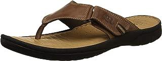 Scholl Men's Rim Flip Flops Thong Sandals