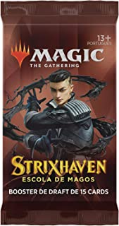 MTG Strixhaven: Escola de Magos - Draft Booster Unitário - Português BR