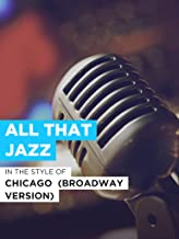 Best all that & jazz Reviews