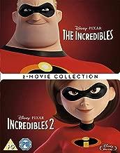 Incredibles 1 & 2 2018  Region Free