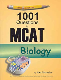 Examkrackers 1001 Questions in MCAT Biology