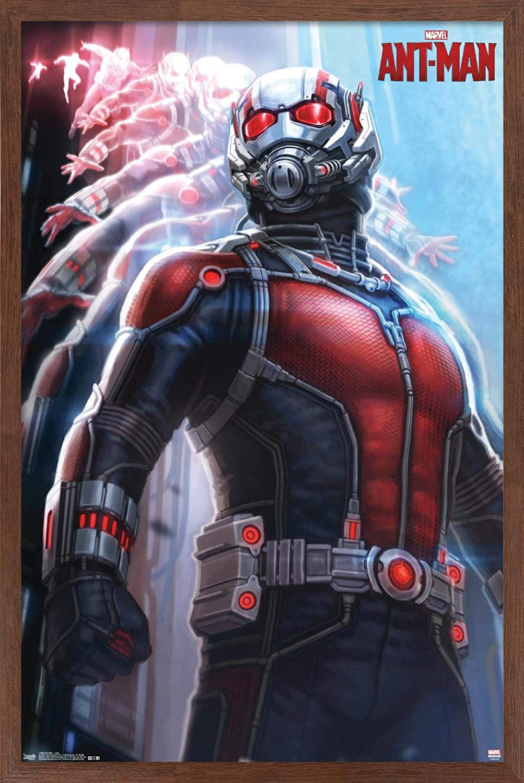 Trends High material International Marvel Cinematic Ant-Man Universe Reservation Lang -