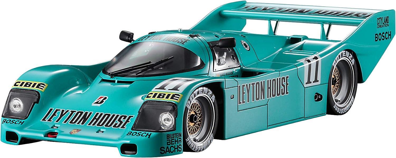 Hasegawa HE20411 1 24 Leyton House Porsche Model 962C ki Regular discount Plastic Miami Mall